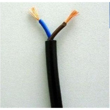 Flame retardant sheathed wire