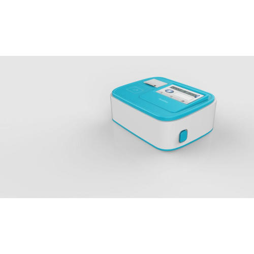 Automatic glycated hemoglobin HbA1c analyzer