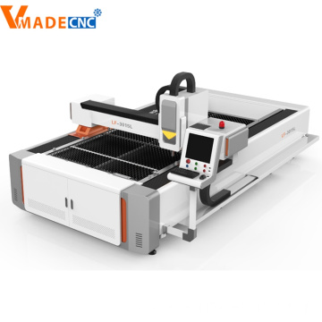 IPG Laser 500w Fiber Laser Cutting Machine