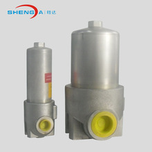 Low pressure hydraulic fuel filter