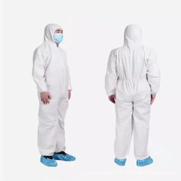 Full Body Bulk Dupont Tyvek Disposable Protective Coveralls