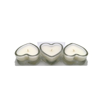 2019 New White Citronella Tealight Candles