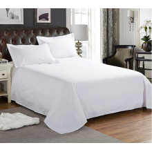 Wonderful White Color Hotel Design For Bedding Set