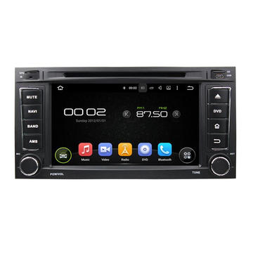 Auto DVD Player fir VW TOUAREG MULTIVAN