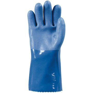 Seamless Lined PVC-Coated Gloves