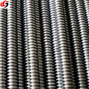 thread rod tie rod for construction concrete