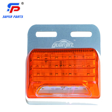 24v Various LED Side Marker Light for Truck