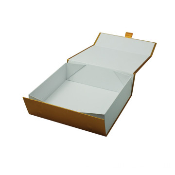 Luxury Printing Retail Custom Foldable Shoe Packaging Box