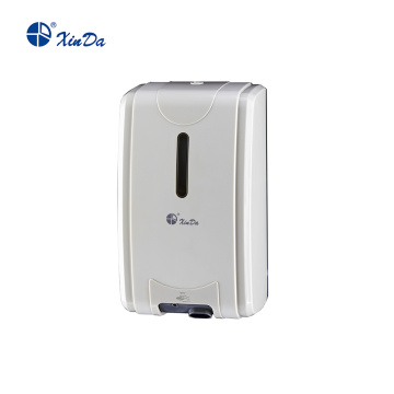 Spray type soap dispenser with ABS plastic body