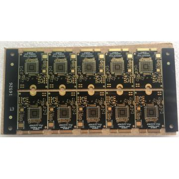 4 layer impedance control PCB