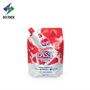 DQ PACK Yourgurt Stand Up Spout Pouch