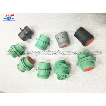 HD10 Connectors for diagnostic system