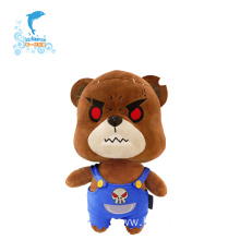 Pet bear plush toys for lucky baby