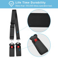 Ski Carrier Strap Shoulder Sling with Cushioned Pad