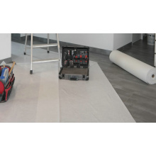 Concrete Floor Protection Covering During Construction