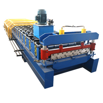 Steel Plate Roll Forming Machine for Building Material