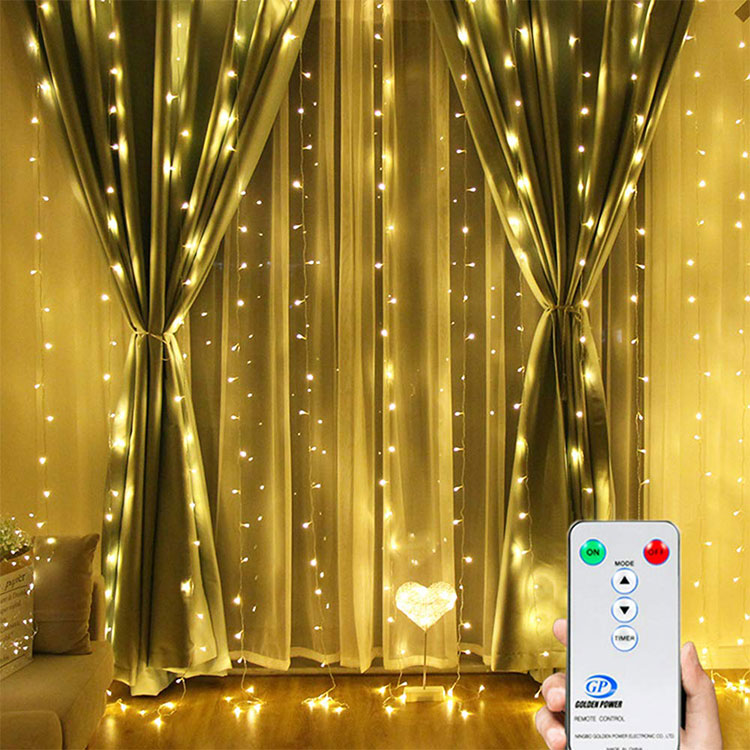 led curtain light