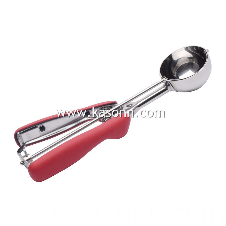 Stainless Steel Ice Cream Scoop