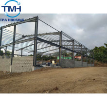 treatment ward/medical clinic prefabricated metal warehouse