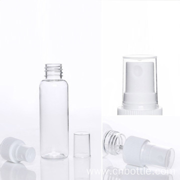 100ml PET plastic pump spray bottle