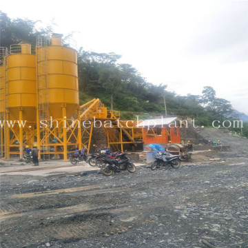 90 Ready Concrete Batch Plant