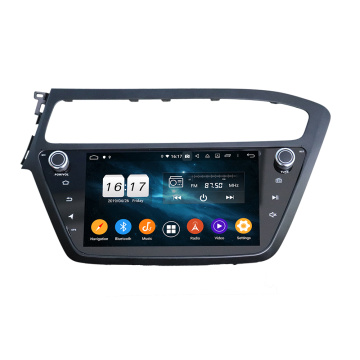 android 10.0 car stereo for I20 2018 2019