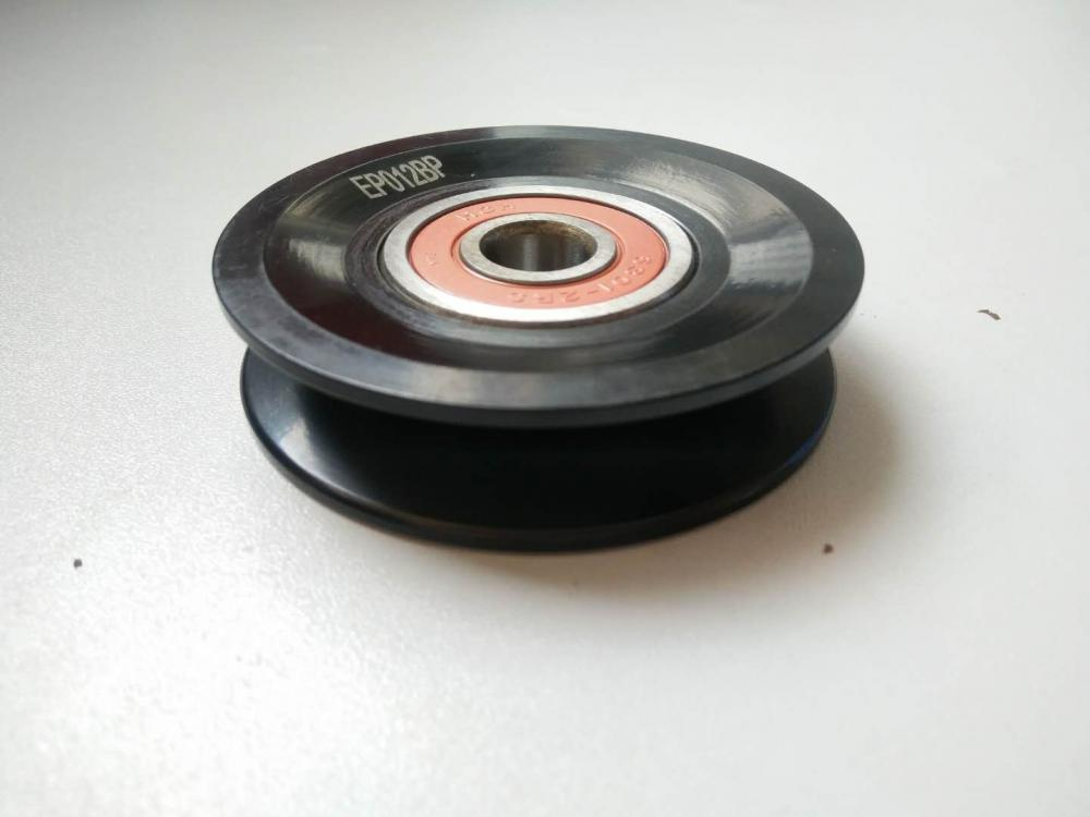 EP012BP Machined V-belt bearing pulley