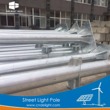 DELIGHT Wind Solar Hybrid Street Lamp Pole