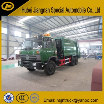 Dongfeng 15 cubic meters Garbage Collection Truck