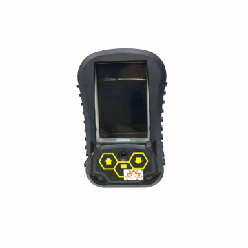 Personal particulate monitor, detector