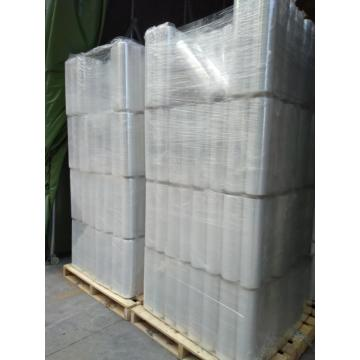 transparent 17mic to 23 Micron LLDPE Stretch Film