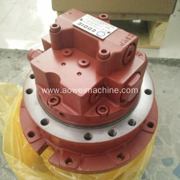 PC40-6 Mini excavator final drive and track motor