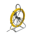 High Strength FRP Duct Rodder With Wheels