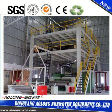 nonwoven fabric making machine S, SS, SSS, SMS
