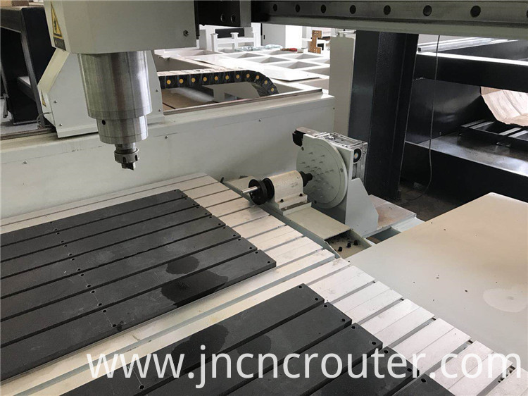 CNC FOAM MILLING MACHINE