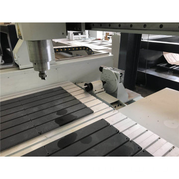 4 axis eps styrofoam 3d foam cutting machine