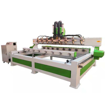 4 Axis Rotary wood CNC machine