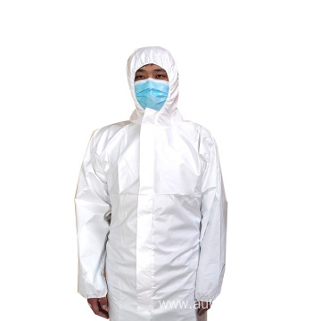 Protective Body Chemical Disposable Coverall Protective Suit