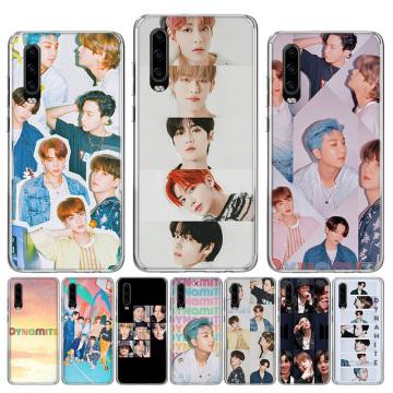 Dynamite Kpop Soft Silica Shell Case For Huawei Honor 10 9 lite P Smart Z Plus 2018 8S 8X Y5 Y6 Y7 Y9 2019 Cover