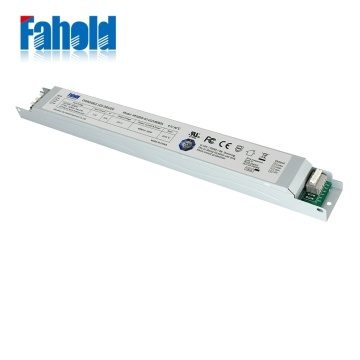 Driver de LED de 12V 100W para luz LED linear