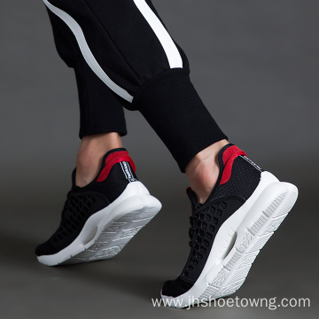 Outdoor walking men athletic shoes