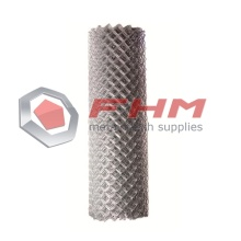 Decorative Galvanized Chain Link Fencing for Security
