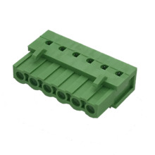 bent pins PCB terminal block wire connector
