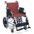 Designed Lightweight Folding Manual Aluminum Wheelchair