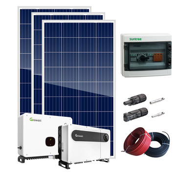 solar power system home 5kw cheap price