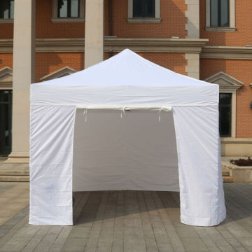 high quality white wedding folding tent
