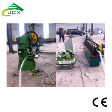 Corner bead roll forming machine