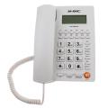 Landline Phone Corded Home Office Desk Telephone Backlit Display Caller ID