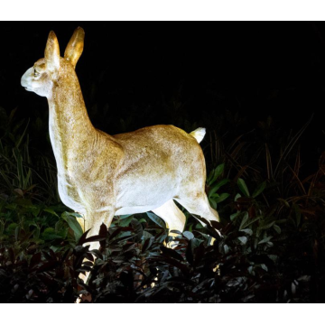 Simulated Female Antelope B Lights