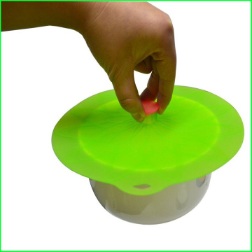 Set Of 4 Useful Silicone Seal Lid Set